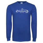 Royal Long Sleeve T Shirt-SSN 789