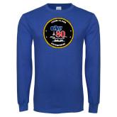 Royal Long Sleeve T Shirt-CVN 80