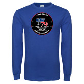 Royal Long Sleeve T Shirt-CVN 79