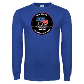 Royal Long Sleeve T Shirt-CVN 78