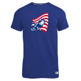 Russell Royal Essential T Shirt-NNS Flag