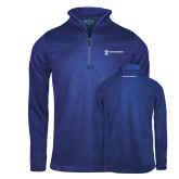 Russell Royal Heather 1/4 Zip-Nuclear Propulsion