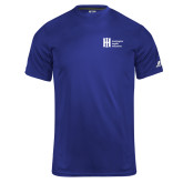 Russell Core Performance Royal Tee-Huntington Ingalls Industries