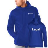Under Armour Royal Armour Fleece Hoodie-Legal