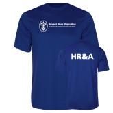 Performance Royal Tee-HR and A