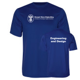 Performance Royal Tee-Engineering and Design