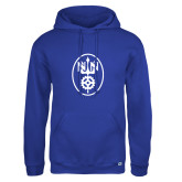 Russell DriPower Royal Fleece Hoodie-Icon