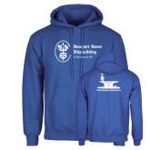 Royal Fleece Hoodie-Programs Division