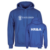 Royal Fleece Hoodie-HR and A