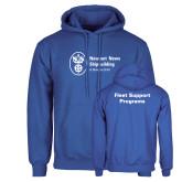 Royal Fleece Hoodie-Fleet Support Programs