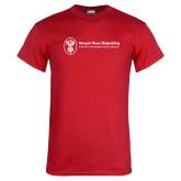 Red T Shirt-Newport News Shipbuilding