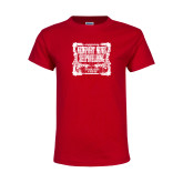Youth Red T Shirt-NNS Vintage