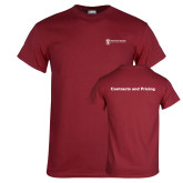 Cardinal T Shirt-Contracts and Pricing