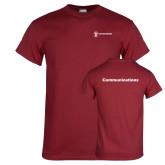 Cardinal T Shirt-Comms