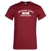 Cardinal T Shirt-NNS College Design