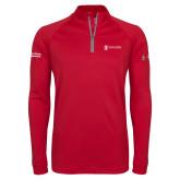 Under Armour Red Tech 1/4 Zip Performance Shirt-Strategic Sourcing