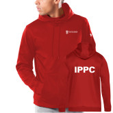 Under Armour Red Armour Fleece Hoodie-IPPC