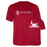 Performance Red Tee-Programs Division