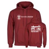 Cardinal Fleece Hoodie-IPPC