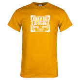 Gold T Shirt-NNS Vintage