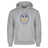 Grey Fleece Hoodie-Icon