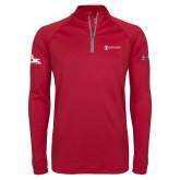 Under Armour Cardinal Tech 1/4 Zip Performance Shirt-Programs Division