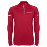 Under Armour Cardinal Tech 1/4 Zip Performance Shirt-Trades