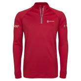 Under Armour Cardinal Tech 1/4 Zip Performance Shirt-Fleet Support Programs