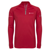 Under Armour Cardinal Tech 1/4 Zip Performance Shirt-Contracts and Pricing