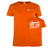 Ladies Orange T Shirt-IPPC