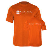 Performance Orange Tee-Contracts and Pricing