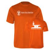 Performance Orange Tee-Programs Division