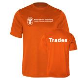 Performance Orange Tee-Trades