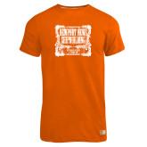 Russell Orange Essential T Shirt-NNS Vintage