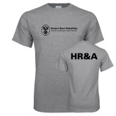 Grey T Shirt-HR and A