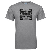 Grey T Shirt-NNS Vintage