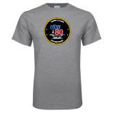 Grey T Shirt-CVN 80