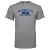 Grey T Shirt-NNS College Design