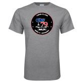 Grey T Shirt-CVN 79