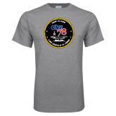 Grey T Shirt-CVN 78
