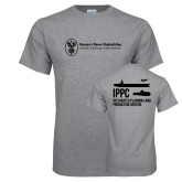 Grey T Shirt-IPPC