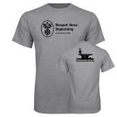 Grey T Shirt-Programs Division