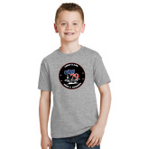 Youth Grey T Shirt-CVN 79