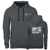 Contemporary Sofspun Charcoal Heather Hoodie-IPPC