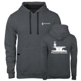 Contemporary Sofspun Charcoal Heather Hoodie-Programs Division