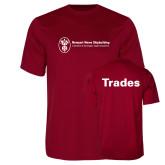 Performance Cardinal Tee-Trades