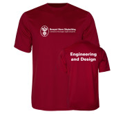 Performance Cardinal Tee-Engineering and Design