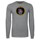 Grey Long Sleeve T Shirt-CVN 80