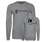 Grey Long Sleeve T Shirt-NNS IT