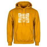 Gold Fleece Hoodie-NNS Vintage